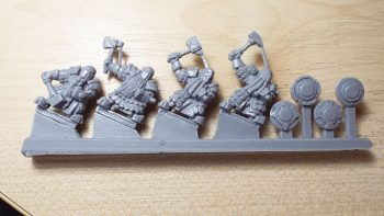Permalink to: Heavy Infantry in resin!